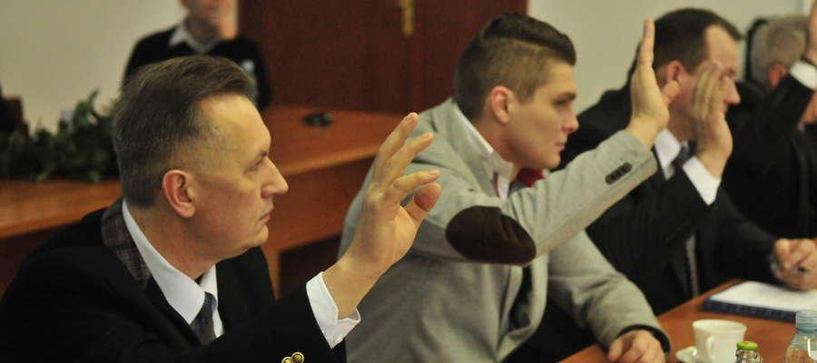 Podczas swej drugiej sesji radni ustalali składy komisji w Radzie Miejskiej