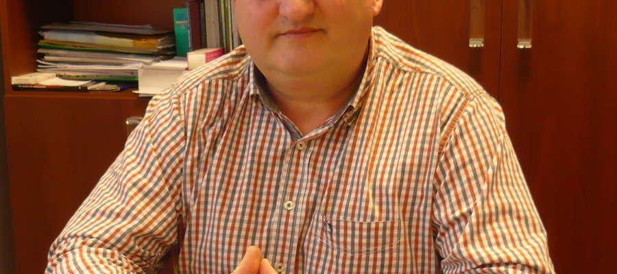 Grzegorz Ceryn, pediatra, specjalista medycyny rodzinnej i rehabilitacji medycznej