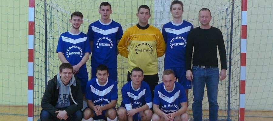 Po czterech kolejkach w Suskiej Lidze Futsalu prowadzi drużyna Auto Handel Paszynin