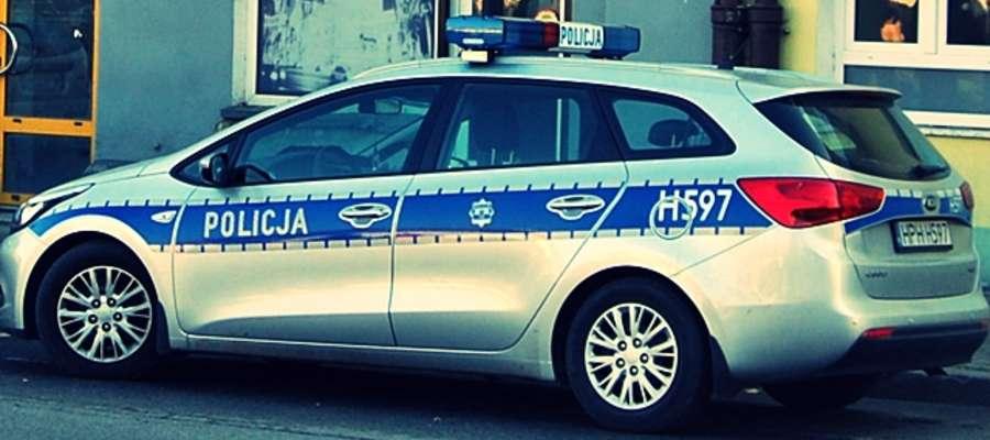 34-latek zaalarmował policję o kradzieży terenowego auta oraz sportowego motocykla. Jak się okazało, to wszystko była bujda na resorach