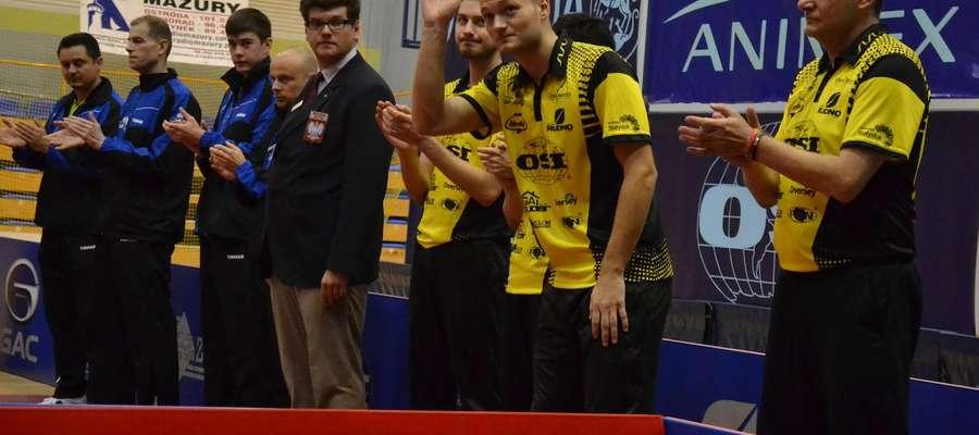 W meczu 9. kolejki Wschodzący Białystok Superligi ostródzian czeka trudne zadanie