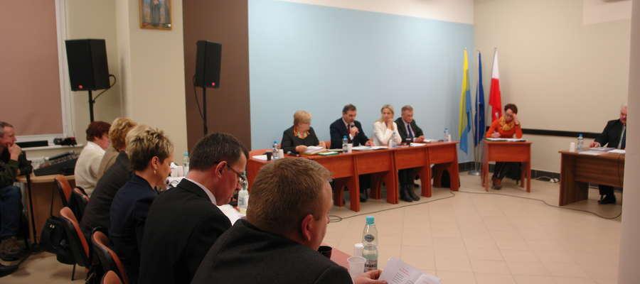 III Sesja Rady Miejskiej w Orzyszu