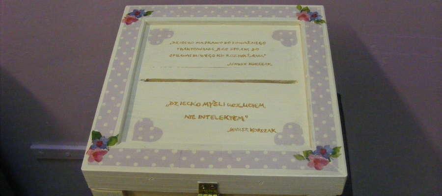 Kącik prawny powstał w Szkole Podstawowej w Kruszewcu
