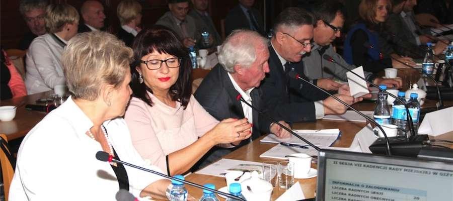 Rada Miejska w Giżycku. W marcu dołączy do radnych osoba wybrana w okręgu nr 2