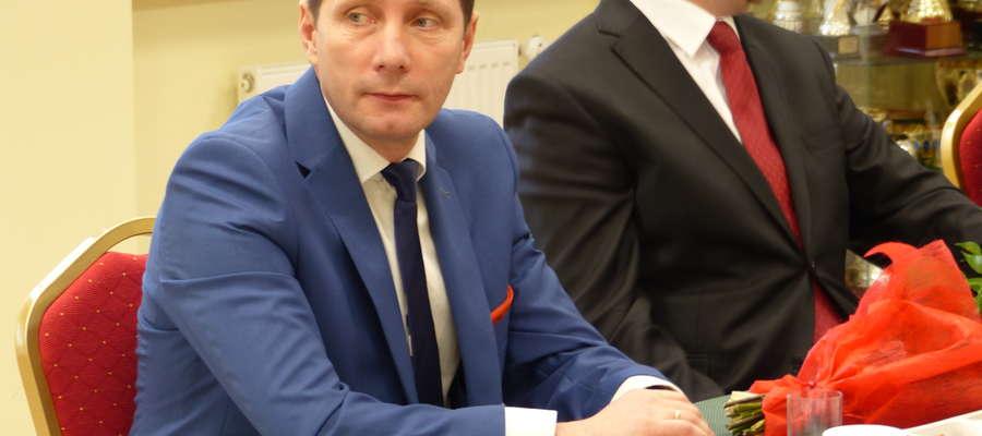 Andrzej Wiczkowski został wybrany na starostę powiatu ostrodzkiego