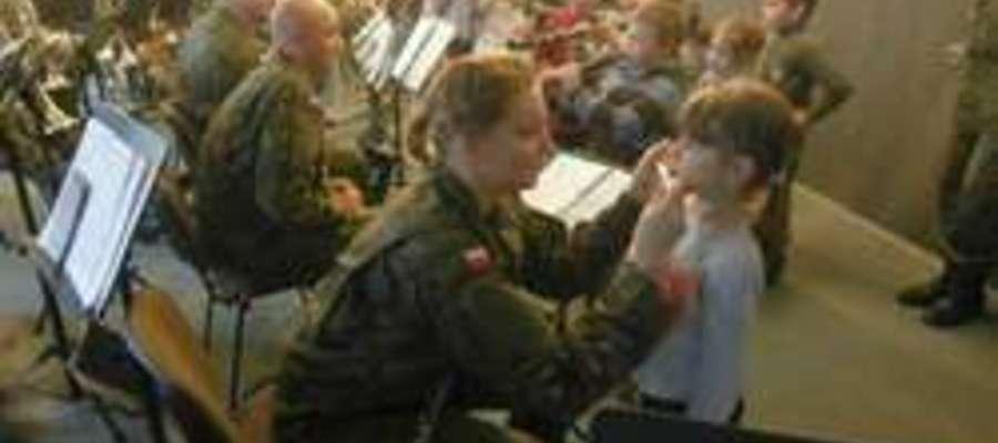 Wizyta w wojsku