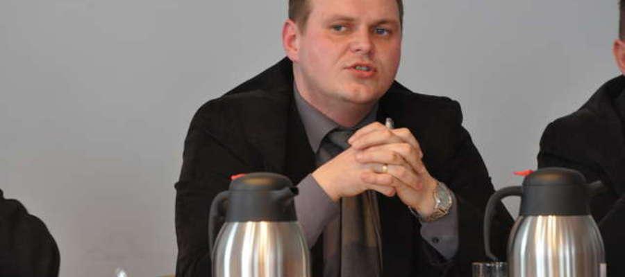 Wójt Ziółkowski będzie otrzymywał wynagrodzenie miesięczne w wysokości 7859 netto