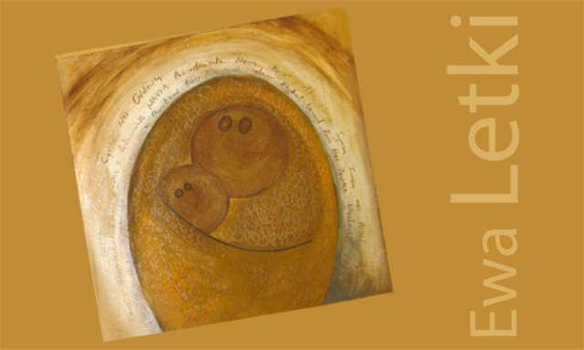 """""""W sercu ikony"""". Wystawa Ewy Letki - full image"""