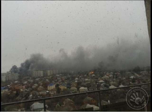 Rosyjscy terroryści dalej mordują cywili - full image