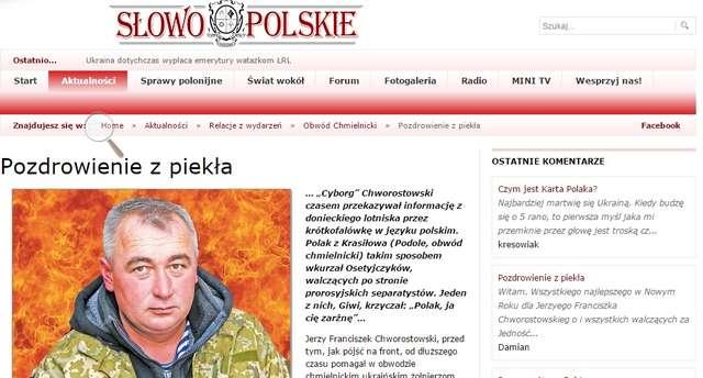 """""""Polak, ja cię zarżnę""""...  - full image"""
