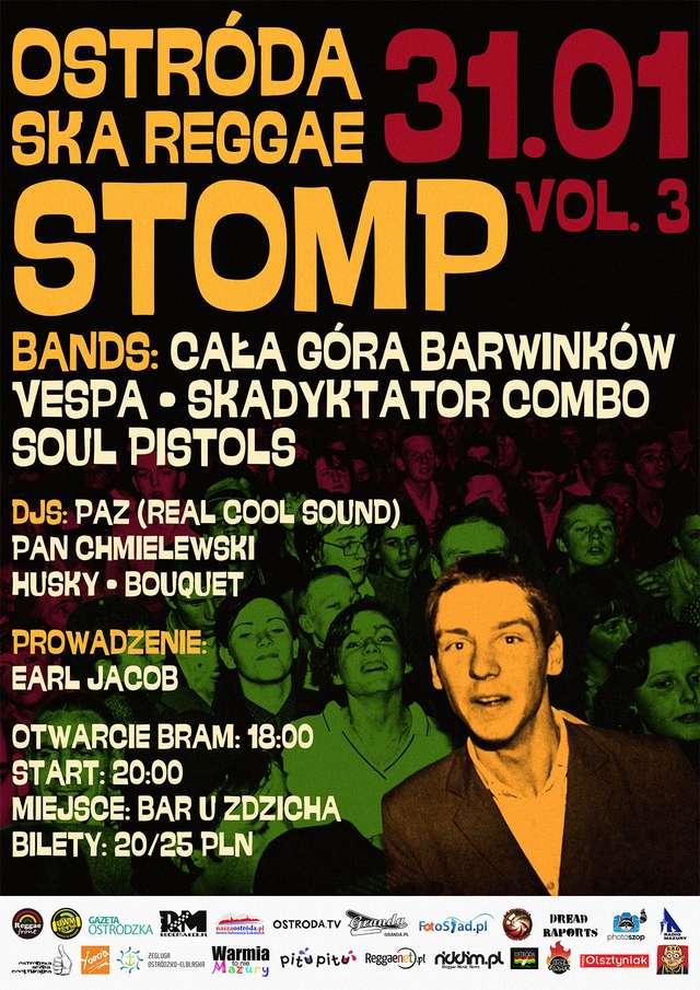 Ostróda Ska Reggae STOMP vol. 3 - full image