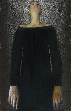 Melancholia Anny Drońskiej w Starej Kotłowni