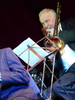 Mirosław Gostomski, kierownik Orkiestry Small Band