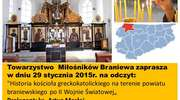 Historia kościoła greckokatolickiego. TMB zaprasza na wykład