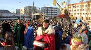 Kolorowy orszak przeszedł ulicami miasta. Zobacz jak Olsztyn obchodził Święto Objawienia Pańskiego