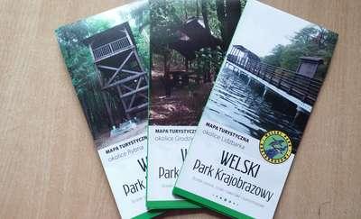 Najnowsze publikacje Welskiego Parku Krajobrazowego