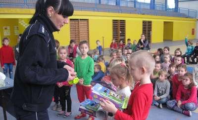 Uczniowie z Mołtajn dbają o bezpieczeństwo