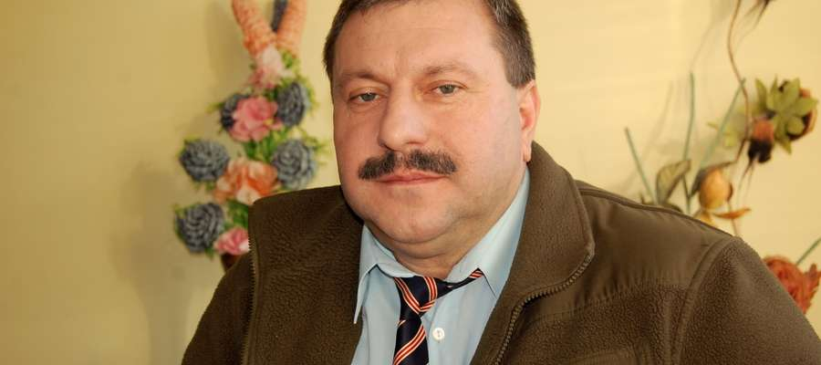 Nowo wybrany wójt gminy Łyse- Jarzy Ksepka zarabia najmniej spośród włodarzy naszego powiatu