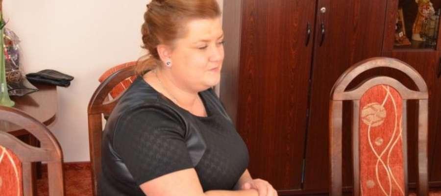 fot. 6-1 Katarzyna Napiórkowska odebrała akt poświadczający awans 30 grudnia