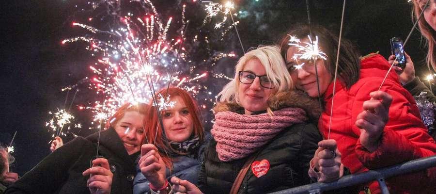 W ubiegłym roku mieszkańcy Olsztyna wsparli Orkiestrę 252 tys. złotych. Najwięcej udało się zebrać w 2013 roku, bo aż 292 tys. zł.