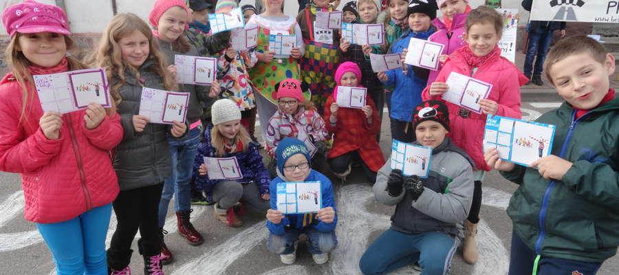 Uczniowie z Wydmin wygrali ogólnopolski konkurs