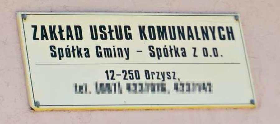 ZUK Orzysz