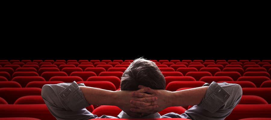 Zadbaj nie tylko o aktywność ruchową - wyjście do kina z pewnością ożywi umysł