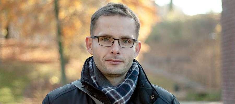 Dyrektor Maciej Bułkowski