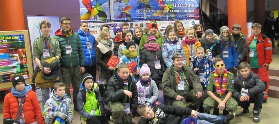 194 wolontariuszy z identyfikatorami oraz orkiestrowymi puszkami będzie dziś kwestować na ulicach Braniewa