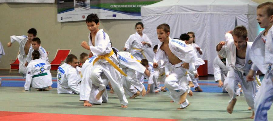 W hali przy al. Grunwaldzkiej w poniedziałek odbędą się zajęcia ogólnorozwojowe judo