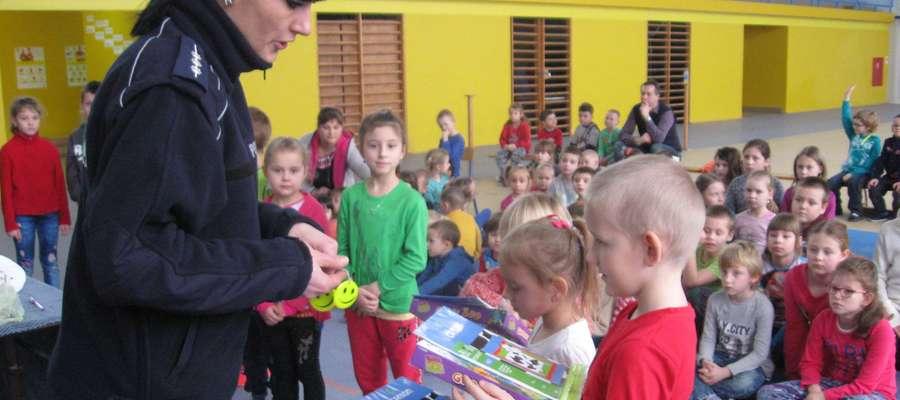 Uczniowie z Mołtajn wiedzą jak zadbać o bezpieczeństwo
