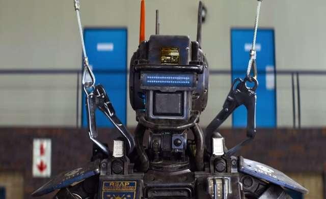Chappie, czyli film o robocie w kinach od 13 marca - full image
