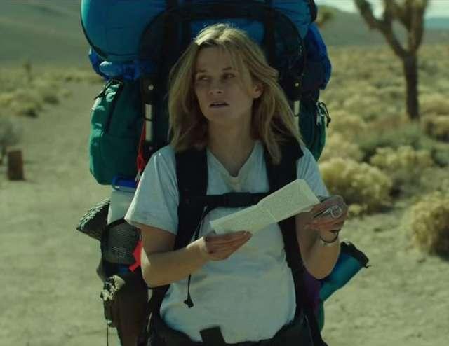 Poruszający film Dzika droga, ang. Wild w kinach od 6 lutego - full image
