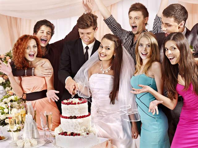 Czym zaskoczyć gości na ślubie? - full image
