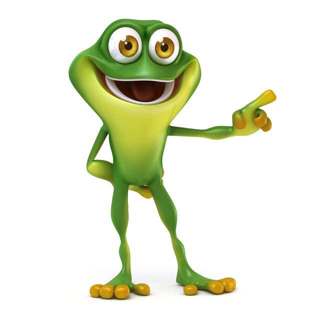 Ciekawostki: żaba, która ma... zęby - full image