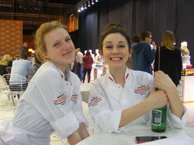 Sukces uczennic z olsztyńskiego Gastronomika - full image
