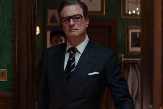 Firth i Caine w filmie Kingsman: Tajne służby w kinach od 13 lutego - full image