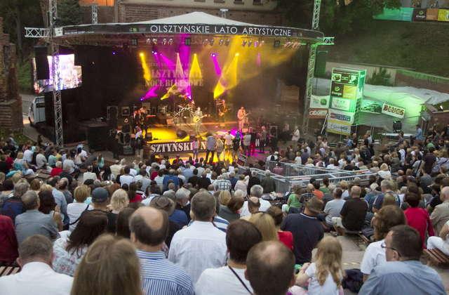 Olsztyńskie Noce Bluesowe najlepszym bluesowym wydarzeniem roku 2014! - full image