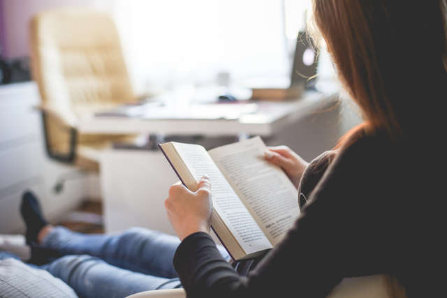 Po co czytać książki? - full image