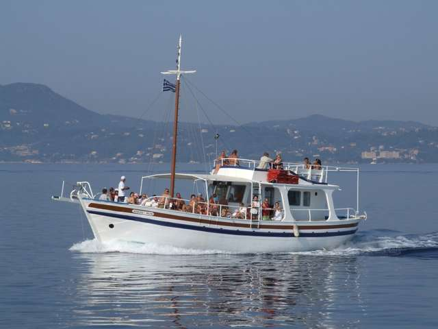 Korfu to istny raj dla turystów - full image