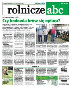 Rolnicze ABC - listopad 2013
