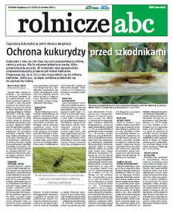 Rolnicze ABC - czerwiec 2013