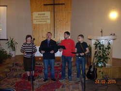 Podpalili zbór, bo pastor nie chciał zrzec się wiary i uznać rosyjskiej władzy