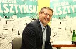 Gdy upominamy się i bierzemy paragon, wspieramy uczciwych przedsiębiorców i uczciwy obrót gospodarczy - mówi Janusz Cichoń, sekretarz stanu w Ministerstwie Finansów