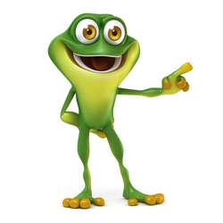 Ciekawostki: żaba, która ma... zęby