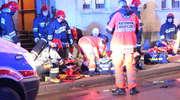 Tragiczny pożar na Warszawskiej w Olsztynie. Dwie osoby nie żyją!