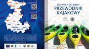 Powstał przewodnik kajakowy po Kanale Elbląskim, Drwęcy i Welu