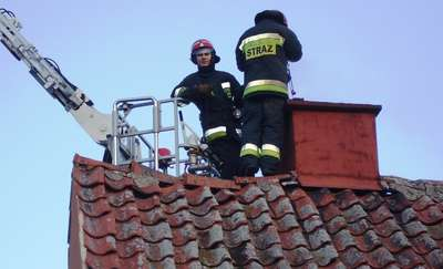 Mimo ciągłych apeli mieszkańcy cały czas doprowadzają do pożarów sadzy w kominach