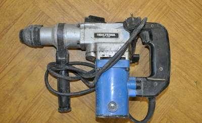 Policja szuka właścicieli narzędzi