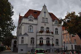 Ełk: gmach dawnej szkoły muzycznej